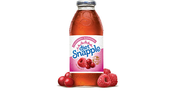 Diet Cranberry Raspberry Juice Drink