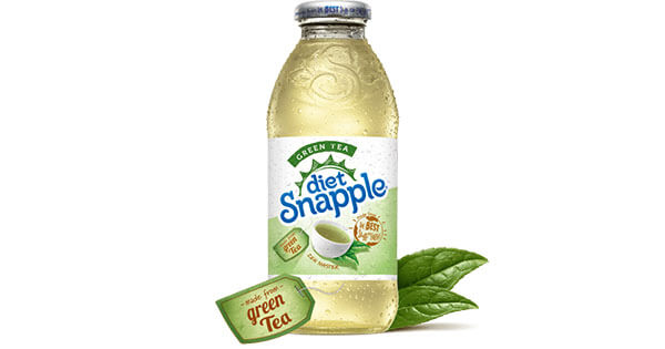can you drink diet snapple while pregnant