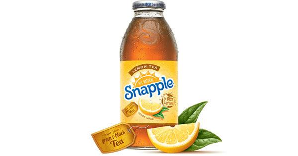 Lemon Tea | Snapple